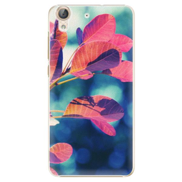 Plastové pouzdro iSaprio - Autumn 01 - Huawei Y6 II