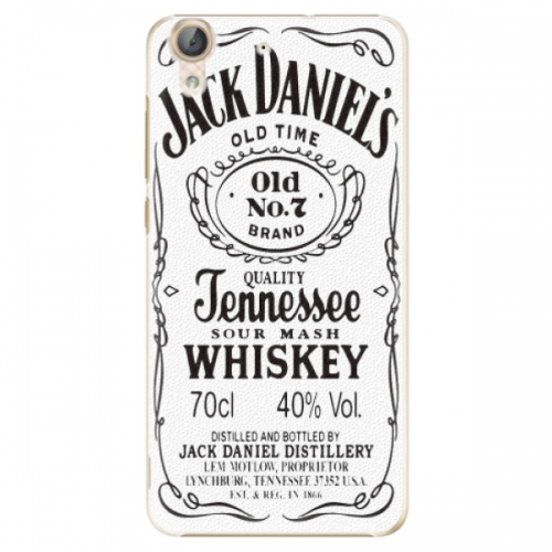 Plastové pouzdro iSaprio - Jack White - Huawei Y6 II
