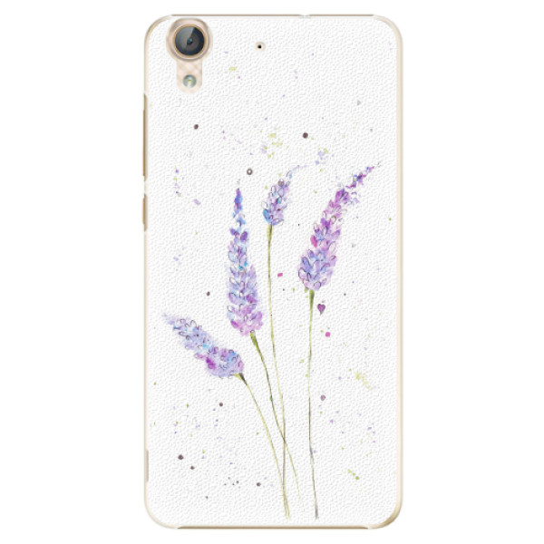 Plastové pouzdro iSaprio - Lavender - Huawei Y6 II