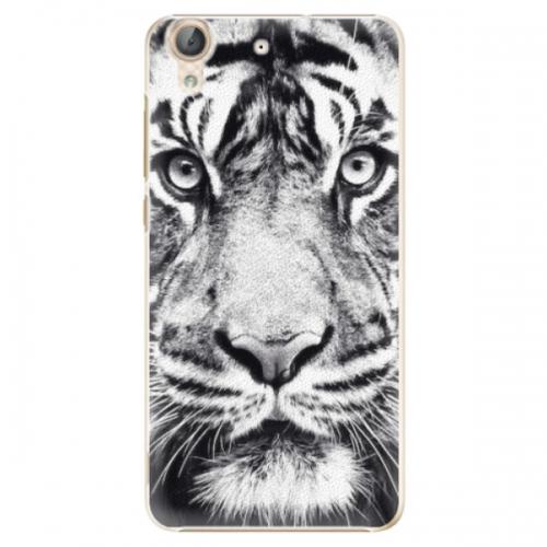 Plastové pouzdro iSaprio - Tiger Face - Huawei Y6 II