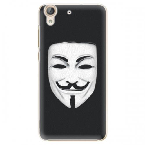 Plastové pouzdro iSaprio - Vendeta - Huawei Y6 II