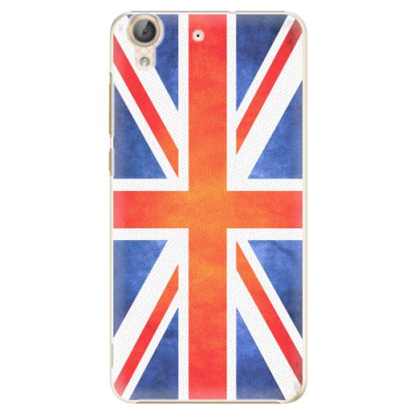 Plastové pouzdro iSaprio - UK Flag - Huawei Y6 II