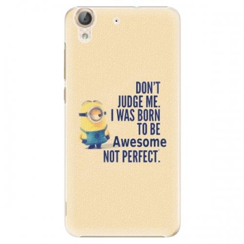 Plastové pouzdro iSaprio - Be Awesome - Huawei Y6 II