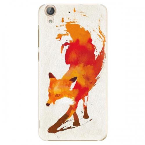 Plastové pouzdro iSaprio - Fast Fox - Huawei Y6 II
