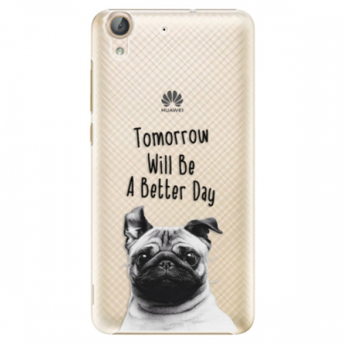 Plastové pouzdro iSaprio - Better Day 01 - Huawei Y6 II