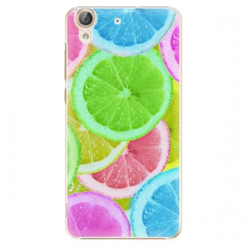 Plastové pouzdro iSaprio - Lemon 02 - Huawei Y6 II
