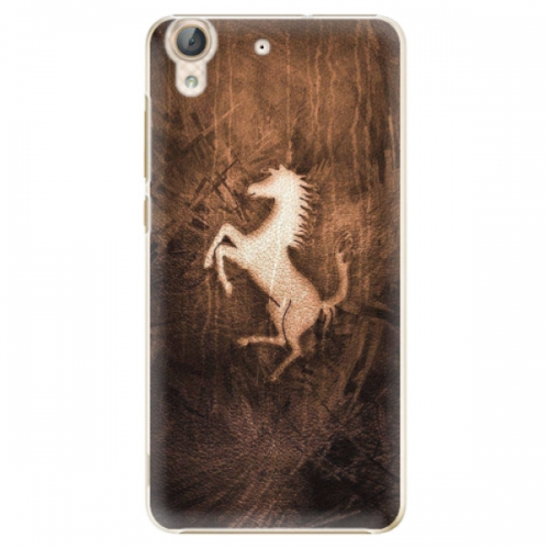 Plastové pouzdro iSaprio - Vintage Horse - Huawei Y6 II