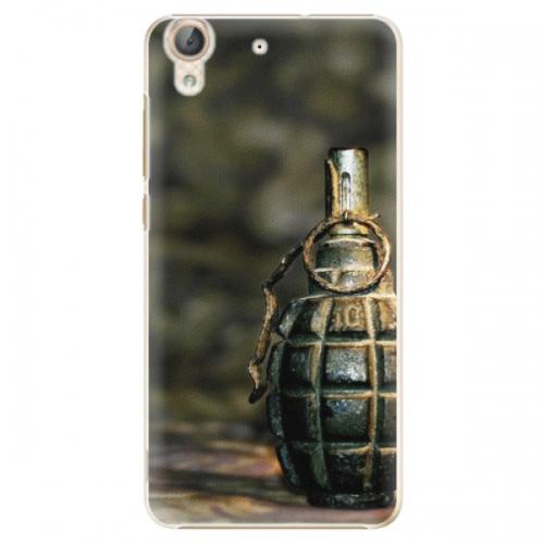 Plastové pouzdro iSaprio - Grenade - Huawei Y6 II