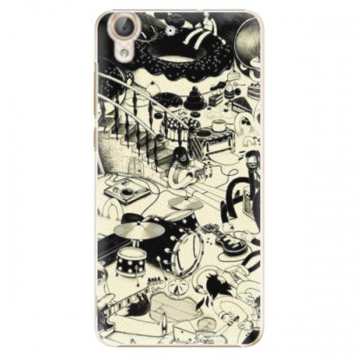 Plastové pouzdro iSaprio - Underground - Huawei Y6 II