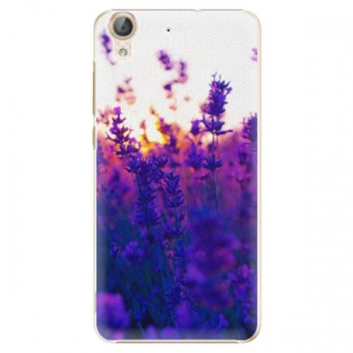 Plastové pouzdro iSaprio - Lavender Field - Huawei Y6 II