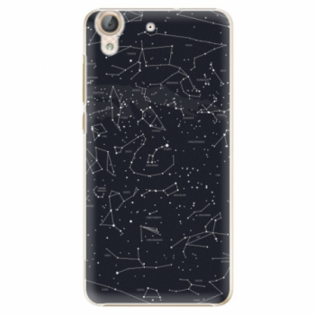Plastové pouzdro iSaprio - Night Sky 01 - Huawei Y6 II