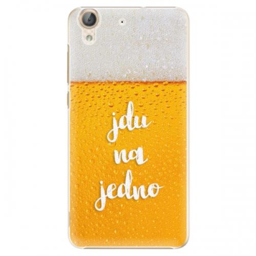 Plastové pouzdro iSaprio - Jdu na jedno - Huawei Y6 II