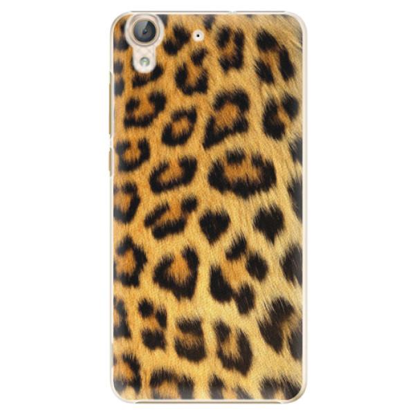 Plastové pouzdro iSaprio - Jaguar Skin - Huawei Y6 II