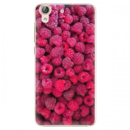 Plastové pouzdro iSaprio - Raspberry - Huawei Y6 II