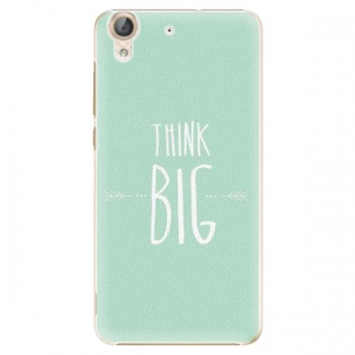 Plastové pouzdro iSaprio - Think Big - Huawei Y6 II