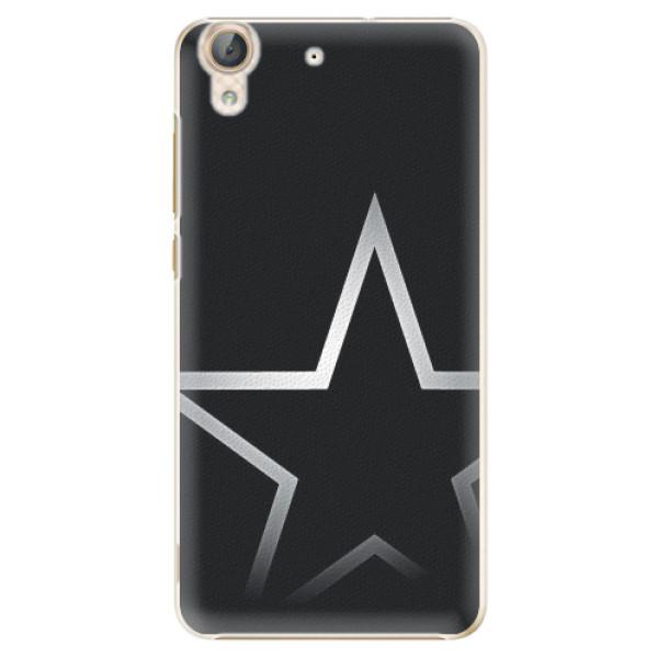 Plastové pouzdro iSaprio - Star - Huawei Y6 II