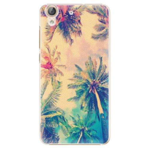 Plastové pouzdro iSaprio - Palm Beach - Huawei Y6 II