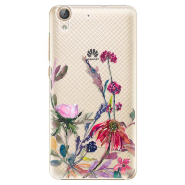 Plastové pouzdro iSaprio - Herbs 02 - Huawei Y6 II