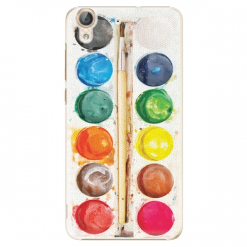 Plastové pouzdro iSaprio - Watercolors - Huawei Y6 II