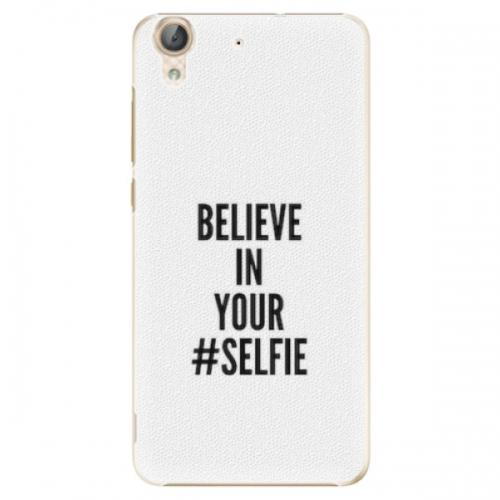 Plastové pouzdro iSaprio - Selfie - Huawei Y6 II