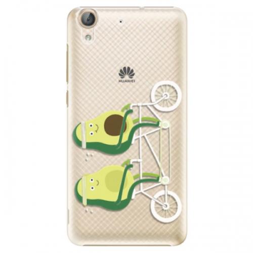 Plastové pouzdro iSaprio - Avocado - Huawei Y6 II