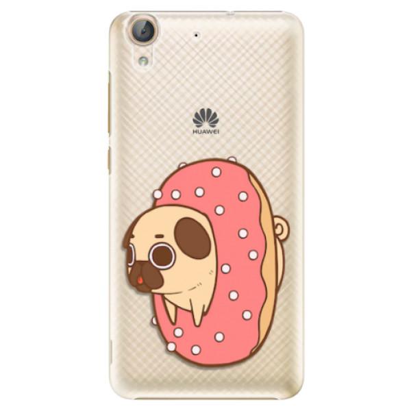Plastové pouzdro iSaprio - Dog 04 - Huawei Y6 II