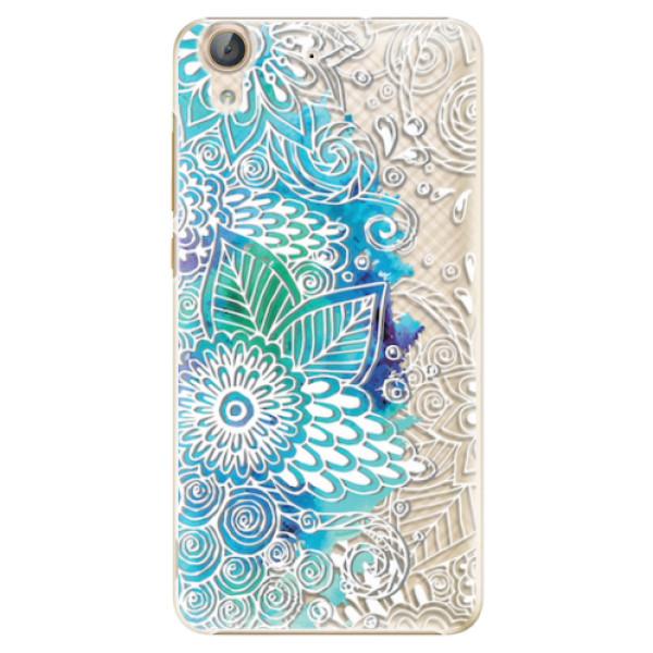 Plastové pouzdro iSaprio - Lace 03 - Huawei Y6 II