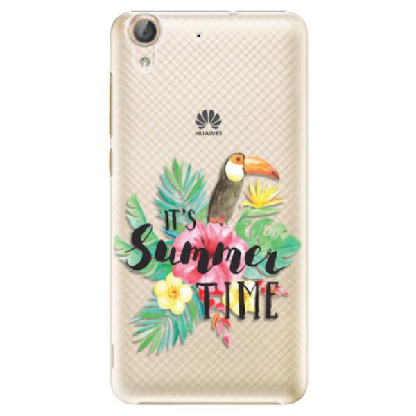 Plastové pouzdro iSaprio - Summer Time - Huawei Y6 II