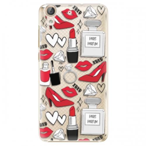Plastové pouzdro iSaprio - Fashion pattern 03 - Huawei Y6 II