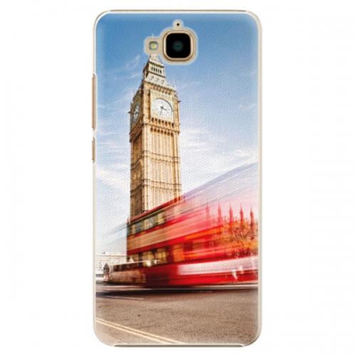 Plastové pouzdro iSaprio - London 01 - Huawei Y6 Pro