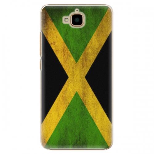 Plastové pouzdro iSaprio - Flag of Jamaica - Huawei Y6 Pro