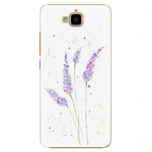 Plastové pouzdro iSaprio - Lavender - Huawei Y6 Pro