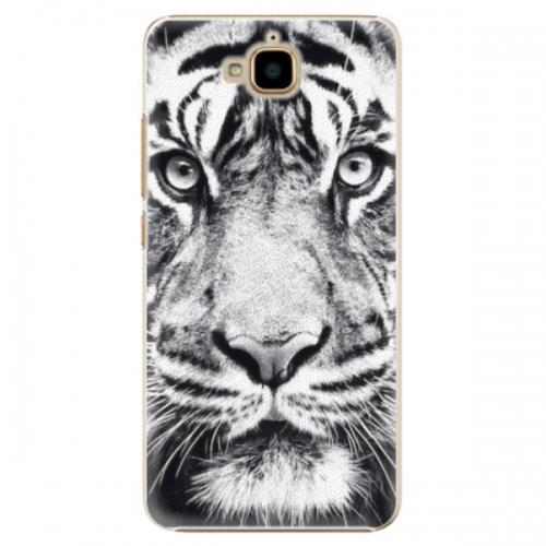 Plastové pouzdro iSaprio - Tiger Face - Huawei Y6 Pro