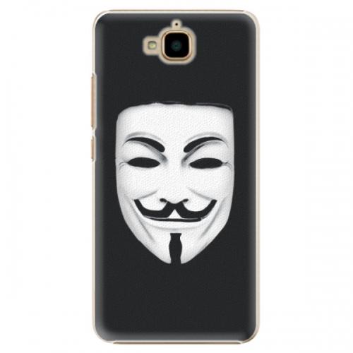 Plastové pouzdro iSaprio - Vendeta - Huawei Y6 Pro