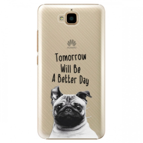 Plastové pouzdro iSaprio - Better Day 01 - Huawei Y6 Pro