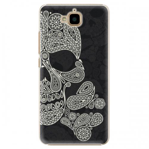 Plastové pouzdro iSaprio - Mayan Skull - Huawei Y6 Pro