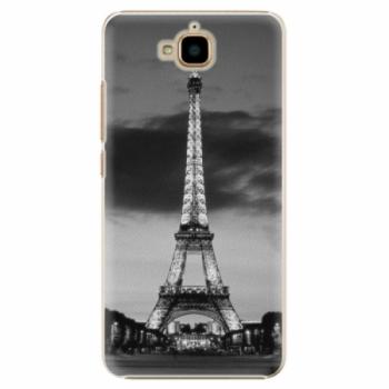 Plastové pouzdro iSaprio - Midnight in Paris - Huawei Y6 Pro