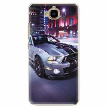 Plastové pouzdro iSaprio - Mustang - Huawei Y6 Pro