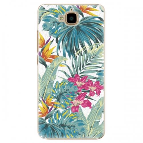 Plastové pouzdro iSaprio - Tropical White 03 - Huawei Y6 Pro
