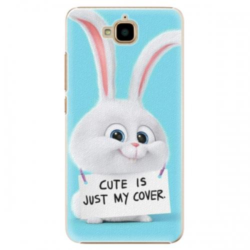 Plastové pouzdro iSaprio - My Cover - Huawei Y6 Pro