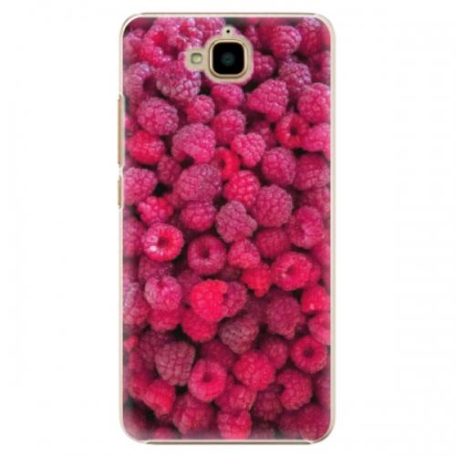 Plastové pouzdro iSaprio - Raspberry - Huawei Y6 Pro