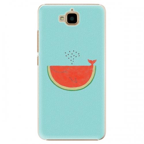 Plastové pouzdro iSaprio - Melon - Huawei Y6 Pro