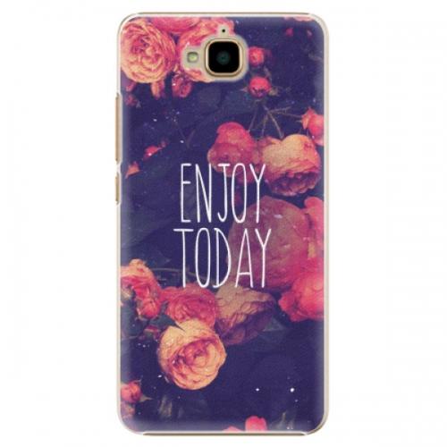 Plastové pouzdro iSaprio - Enjoy Today - Huawei Y6 Pro