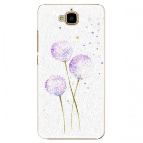 Plastové pouzdro iSaprio - Dandelion - Huawei Y6 Pro