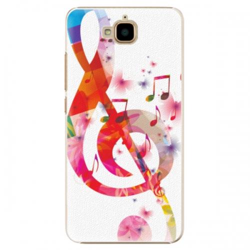 Plastové pouzdro iSaprio - Love Music - Huawei Y6 Pro