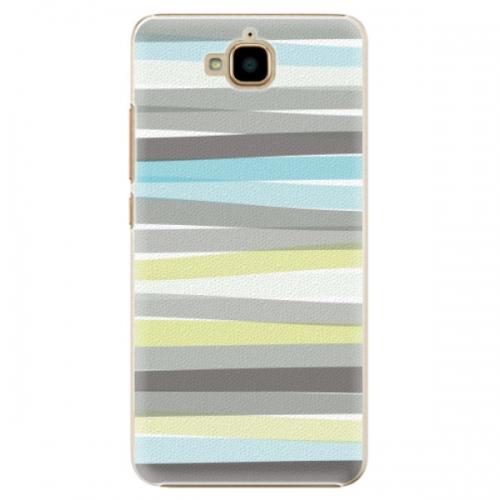 Plastové pouzdro iSaprio - Stripes - Huawei Y6 Pro
