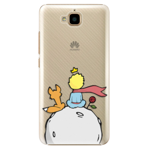 Plastové pouzdro iSaprio - Prince - Huawei Y6 Pro