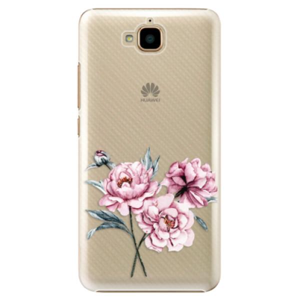 Plastové pouzdro iSaprio - Poeny - Huawei Y6 Pro