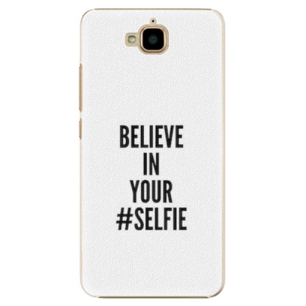 Plastové pouzdro iSaprio - Selfie - Huawei Y6 Pro
