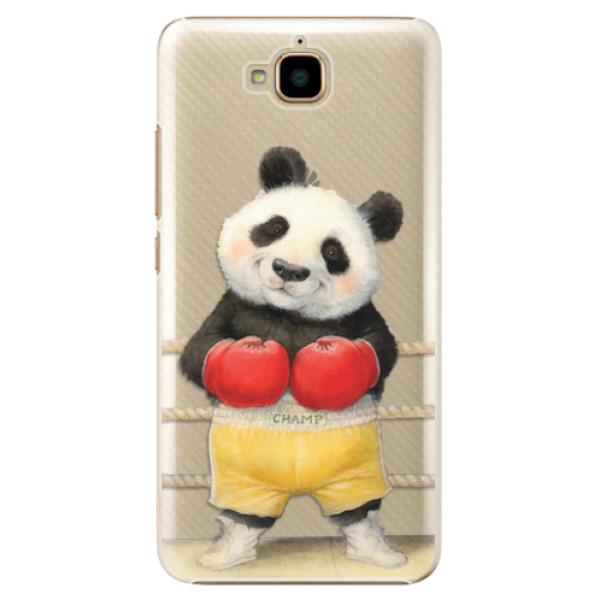 Plastové pouzdro iSaprio - Champ - Huawei Y6 Pro